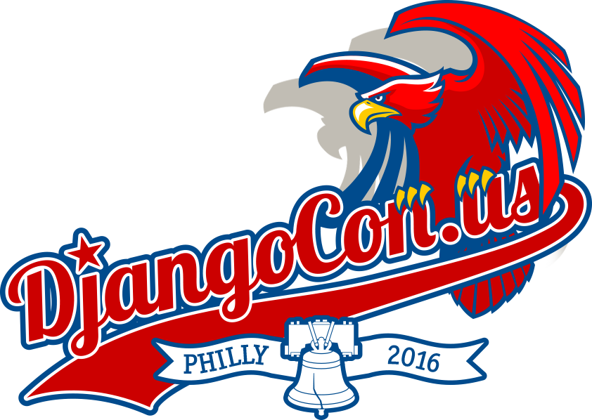 DjangoCon US logo